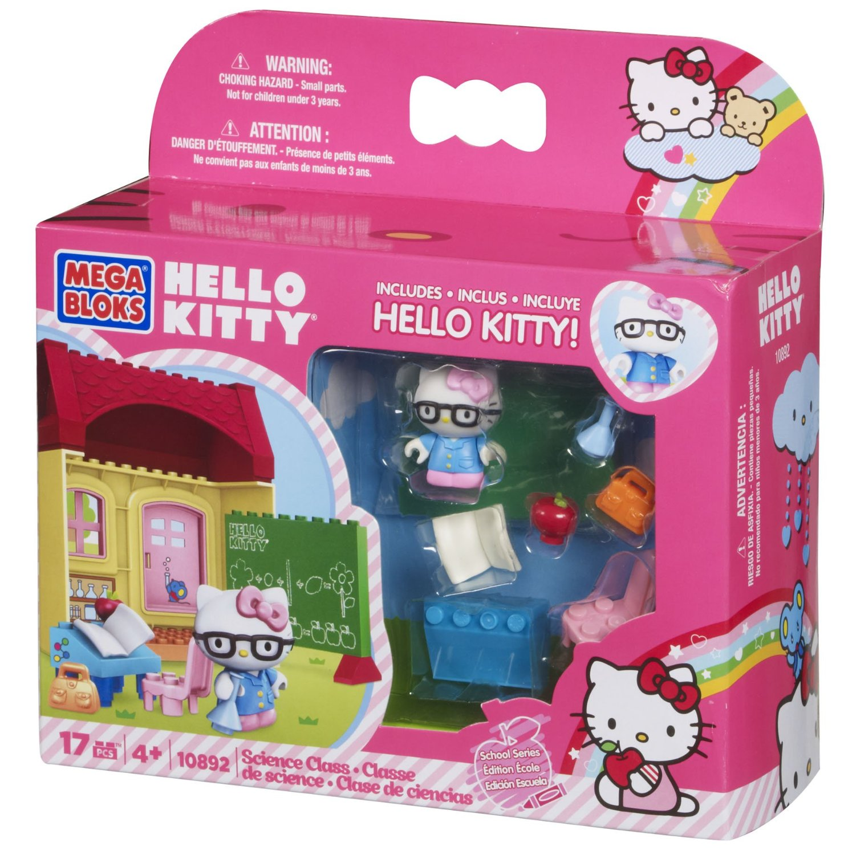 Mega Bloks Hello Kitty Science Class at Sears.com