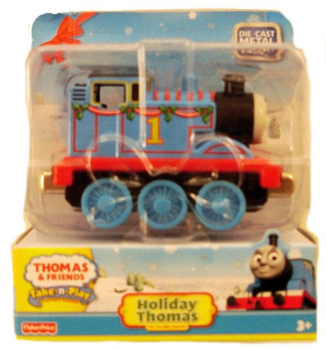 Thomas & Friends Thomas and Friends Take-n-Play Holiday Train at Sears.com