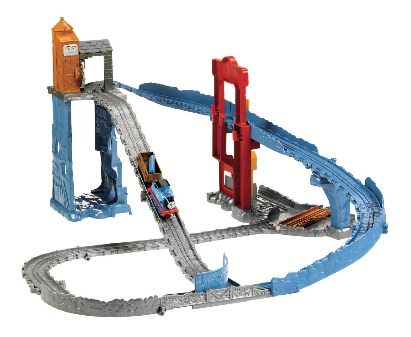 Thomas & Friends Thomas and Friends Take-and-Play The Great Quarry Climb Portible Railway Fold-out Playset at Sears.com
