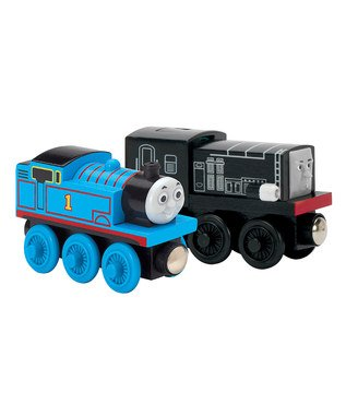 Thomas & Friends - Wooden Railway - Talking Diesel and Thomas at Sears.com