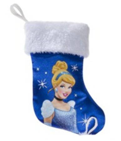 Disney Cinderella Mini Blue Stocking at Sears.com