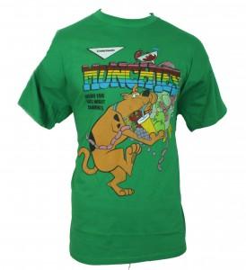 ScoobyDooBingeEatingMuchiesGreen